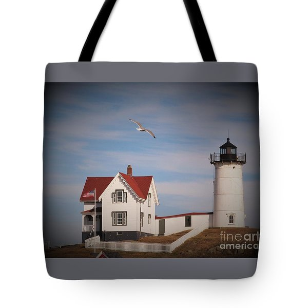 Highlighting The Nubble Light Tote Bag