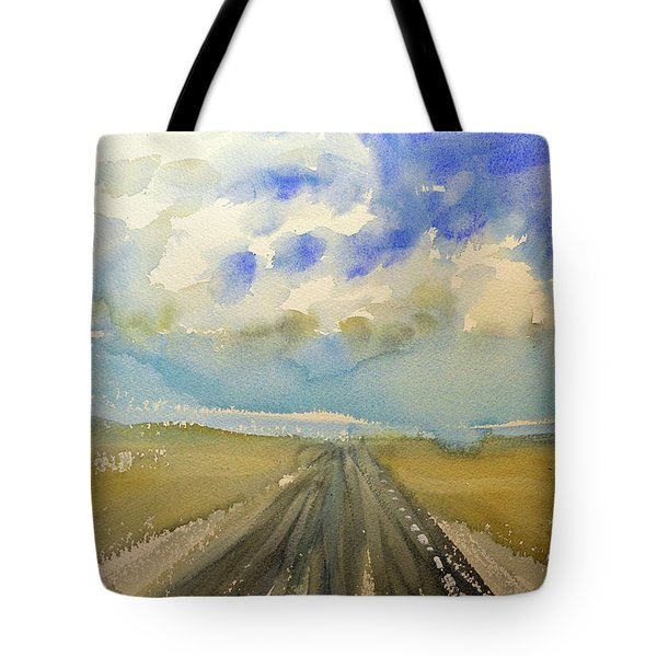 Highway Tote Bag