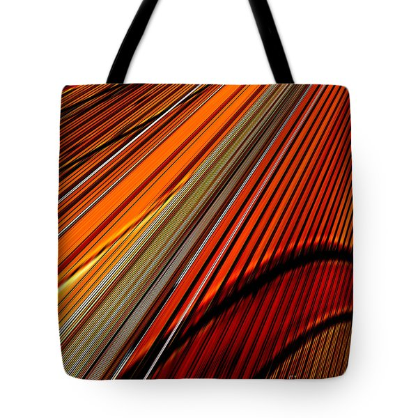 Highway To Sun Tote Bag