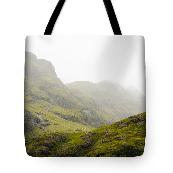 Tote Bag featuring the photograph Hill And Glen by Christi Kraft