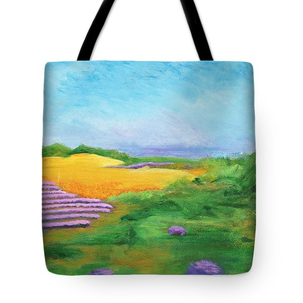 Hill Country Beauty Tote Bag