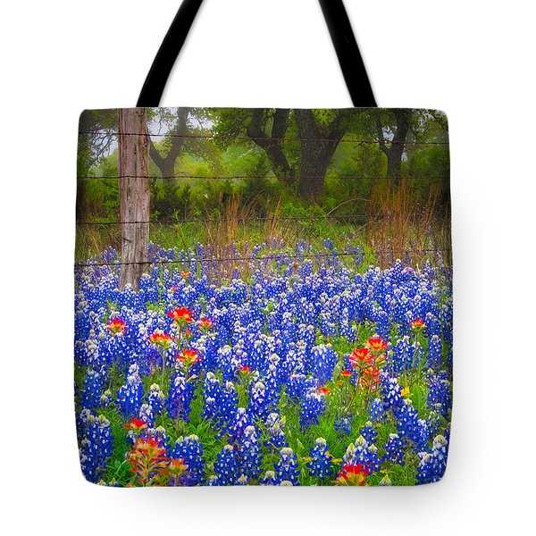 Hill Country Forest Tote Bag