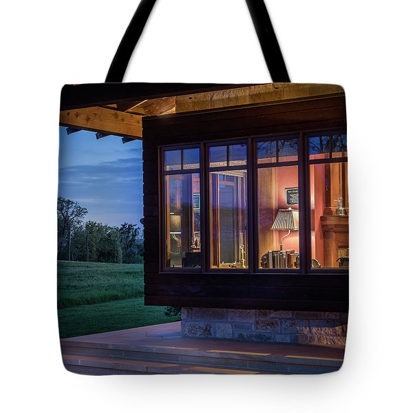 Hill Country Living Tote Bag