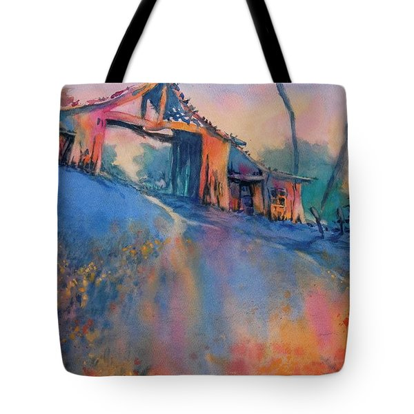 Hill Country Spring No 3 Tote Bag