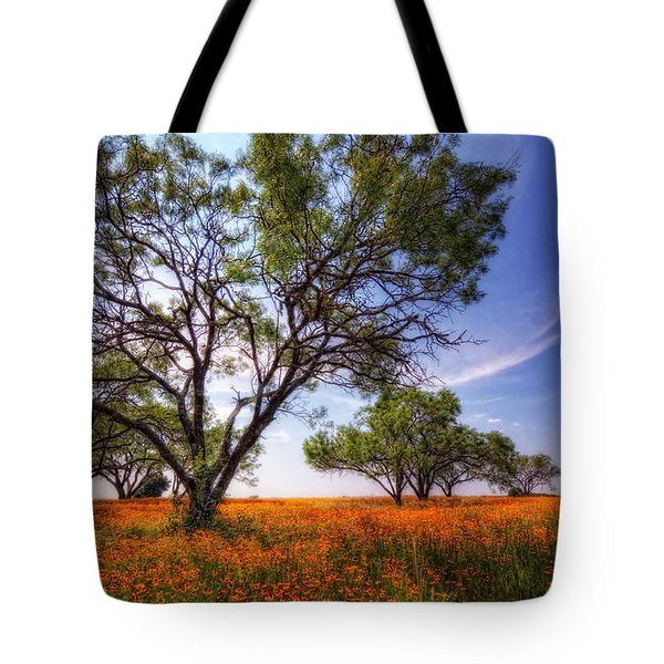 Hill Country Spring Tote Bag