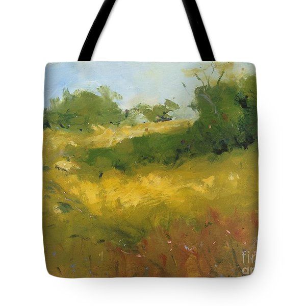 Hill In Richmond Tote Bag