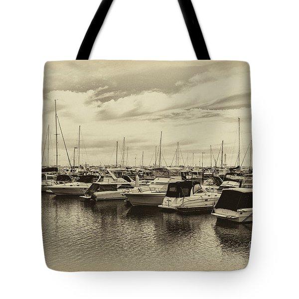 Hillarys Boat Harbour, Western Australia Tote Bag