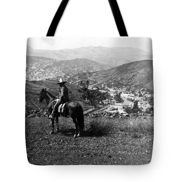 Hills Of Guanajuato - Mexico - C 1911 Tote Bag by International  Images