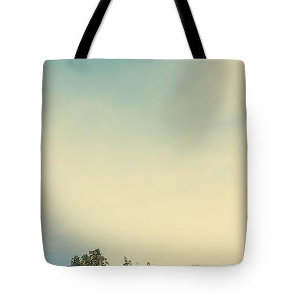 Hills Of Plenty Tote Bag
