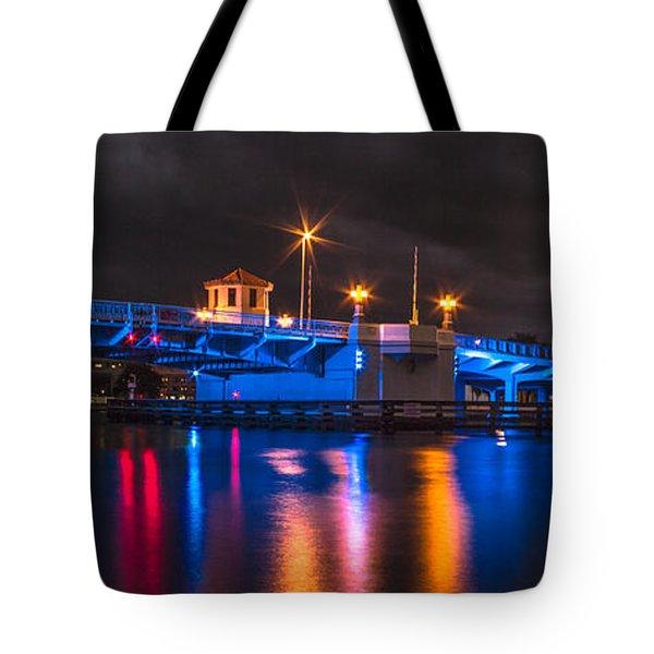 Hillsborough River Tote Bag