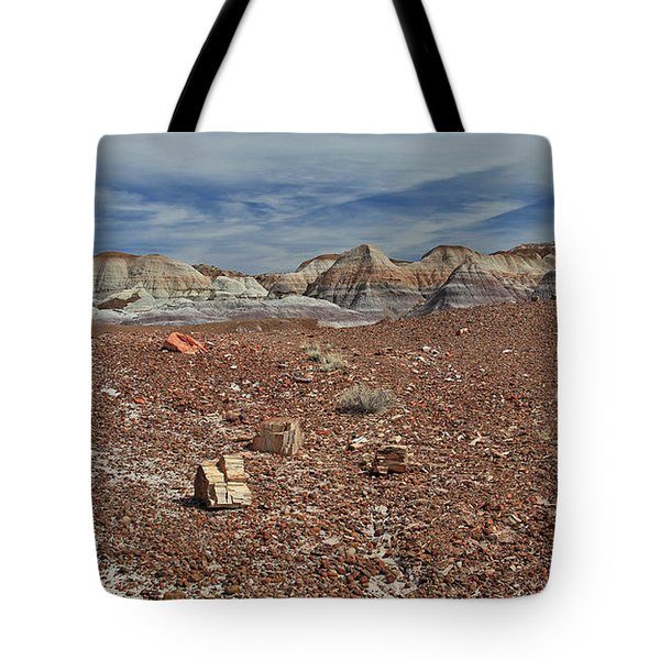 Tote Bag featuring the photograph Hillside Hues by Gary Kaylor