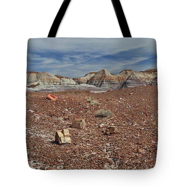 Hillside Hues Tote Bag by Gary Kaylor