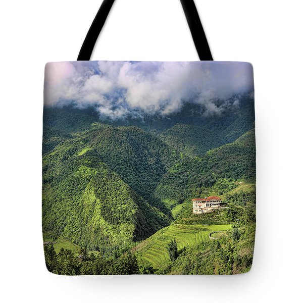 Hilltop Sapa Tote Bag