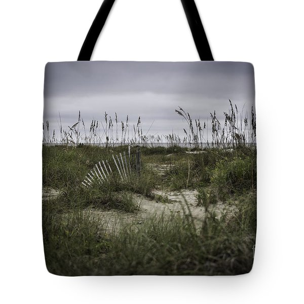 Tote Bag featuring the photograph Hilton Head by Judy Wolinsky