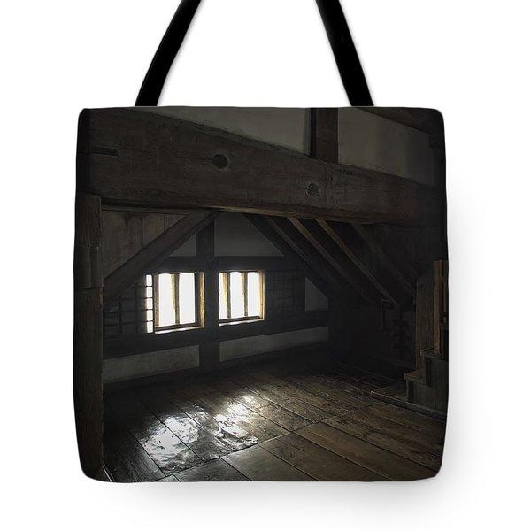 Himeji Castle Lintel Beam - Himeji City Japan Tote Bag