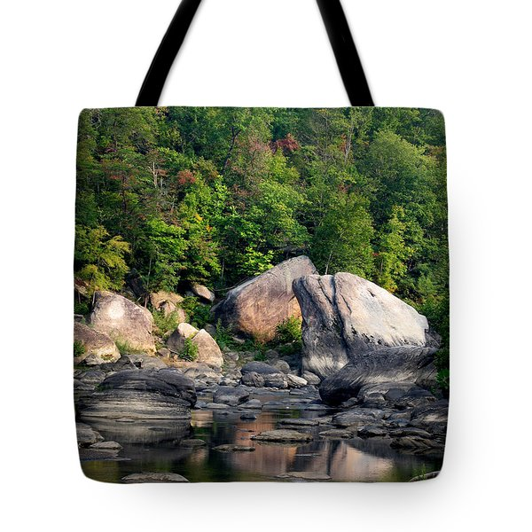 Tote Bag featuring the photograph Hint Of Autumn by Beauty For God