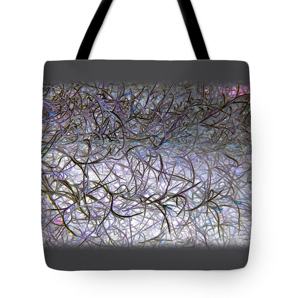 Hint Of Colour Tote Bag