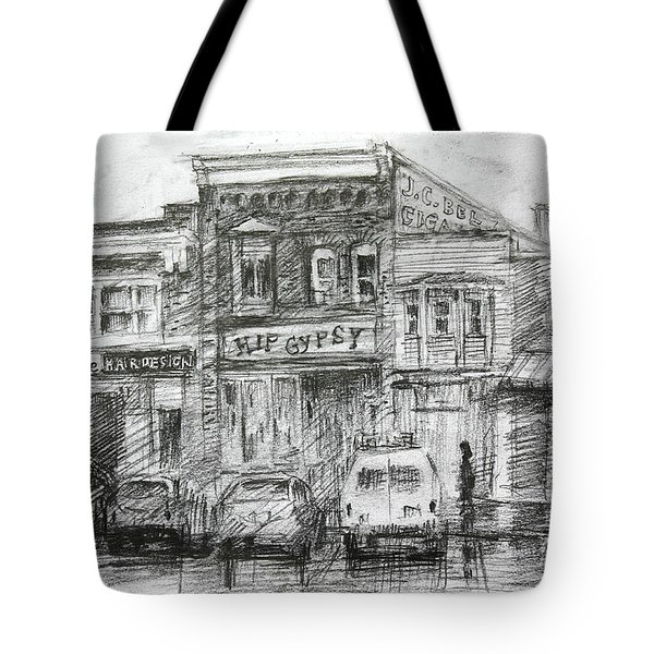 Hip Gypsy North Tonawanda Tote Bag