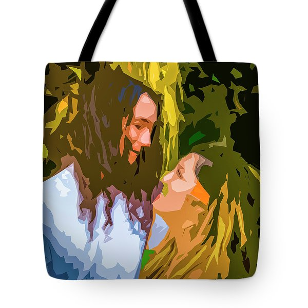Hip Lovers Tote Bag