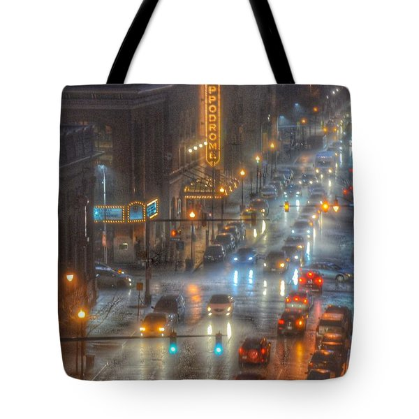 Hippodrome Theatre - Baltimore Tote Bag