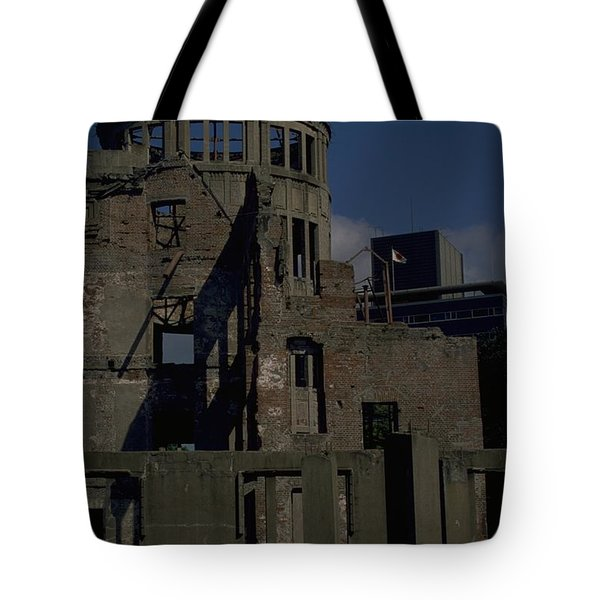 Hiroshima Peace Memorial Tote Bag