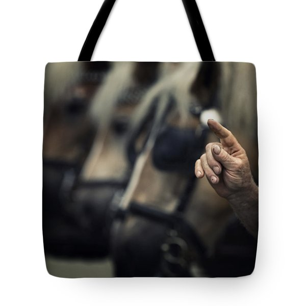 His And Theirs Tote Bag