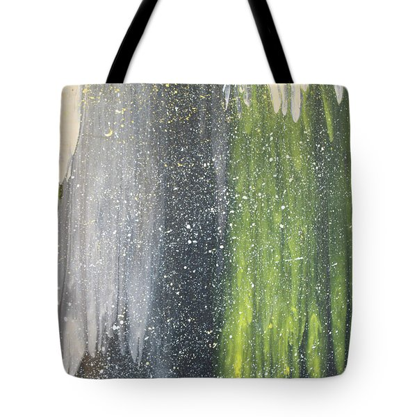 His World Tote Bag by Cyrionna The Cyerial Artist