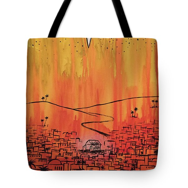 His Delight Tote Bag