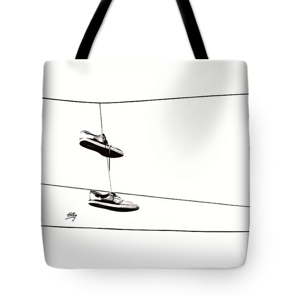 Tote Bag featuring the photograph His by Linda Hollis
