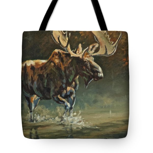 His Majesty Tote Bag by Mia DeLode