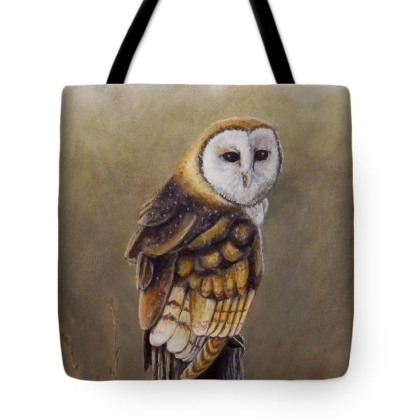 His Majesty Sits Tote Bag