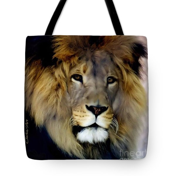 His Majesty The King Tote Bag
