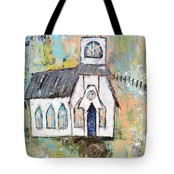 His Purpose Will Prevail Tote Bag