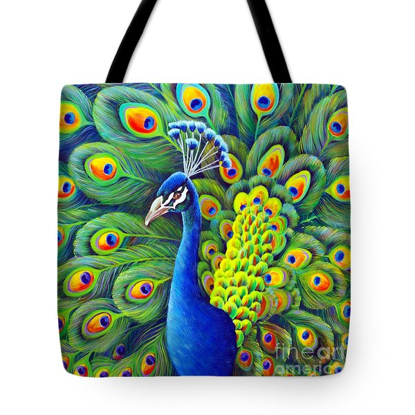 His Splendor Tote Bag