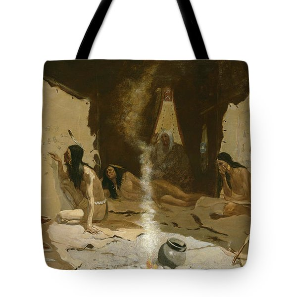 Historians Of The Tribe Tote Bag