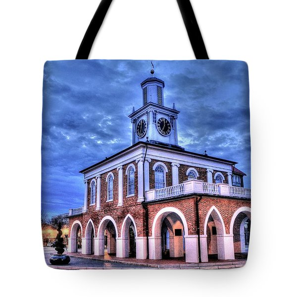 Historic 21 Tote Bag