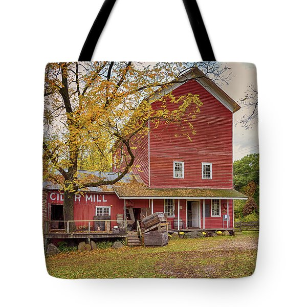 Historic Bowens Mills Tote Bag