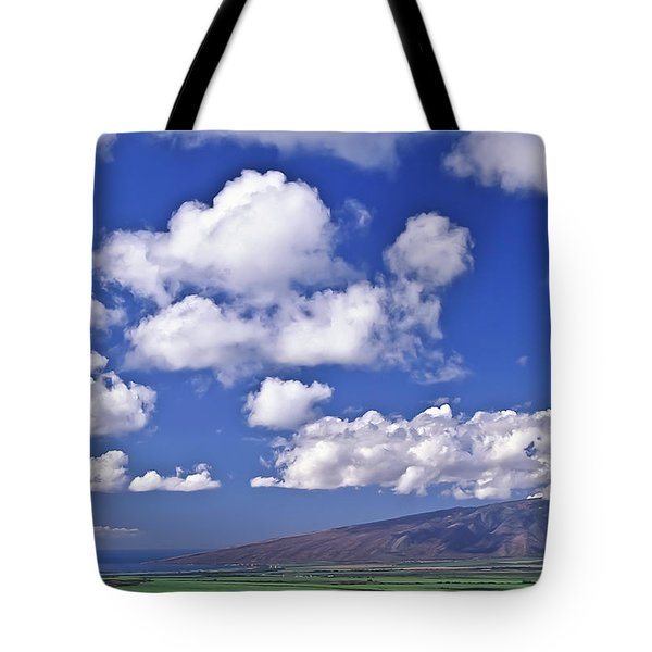 Historic Central Valley Tote Bag