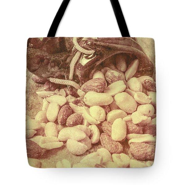 Historic Food Art Tote Bag