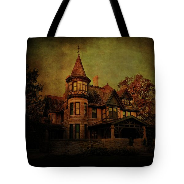 Historic House Tote Bag by Joel Witmeyer