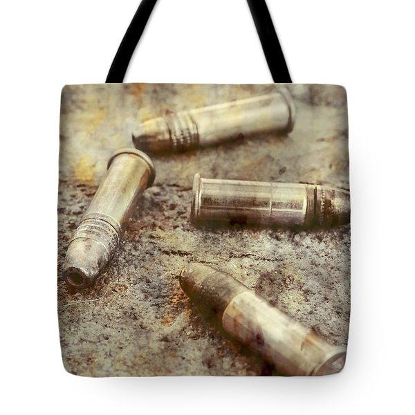 Historic Military Still Tote Bag