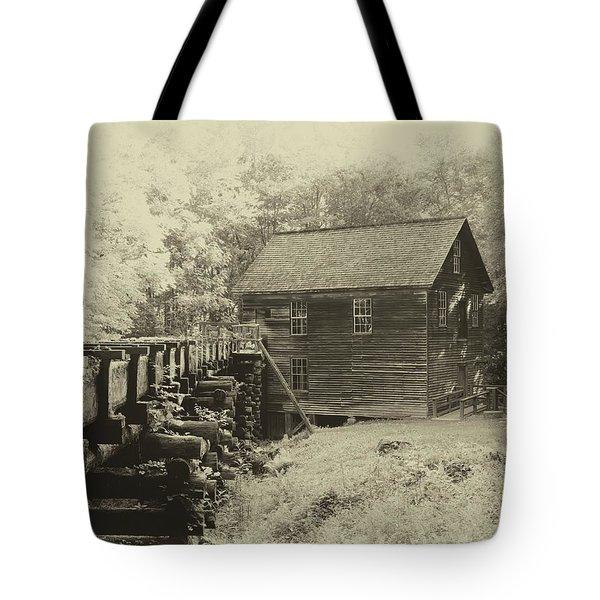 Historic Mingus Mill Tote Bag