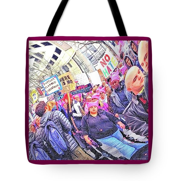 Historic Times Tote Bag