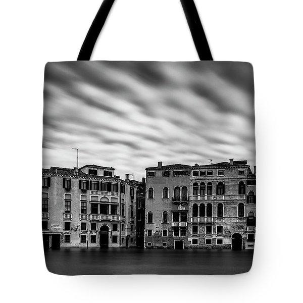 Historic Venice Tote Bag by Andrew Soundarajan