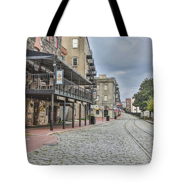 Historic Walk Tote Bag