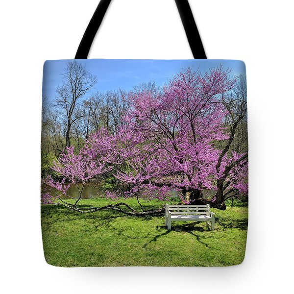 Historic Walnford Tote Bag by Sami Martin