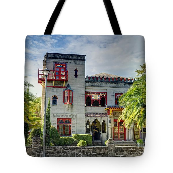 Historic Zorayda Castle Tote Bag