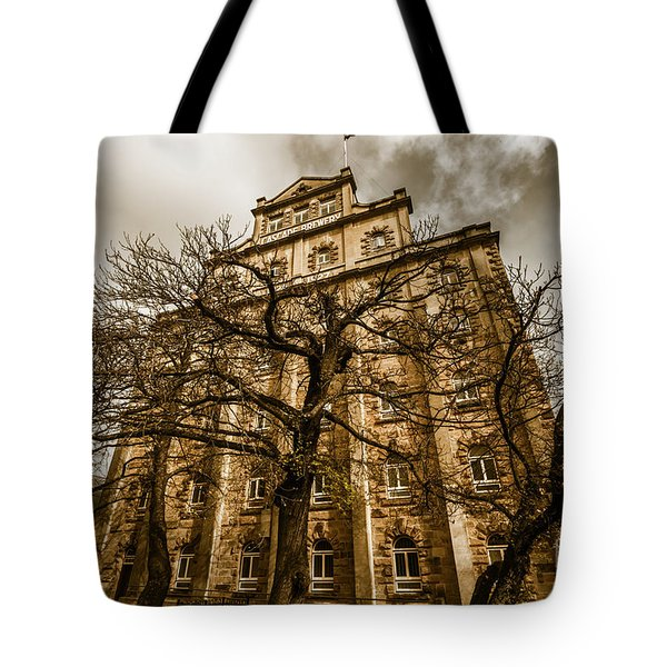 Historical Tasmanian Tourism Tote Bag
