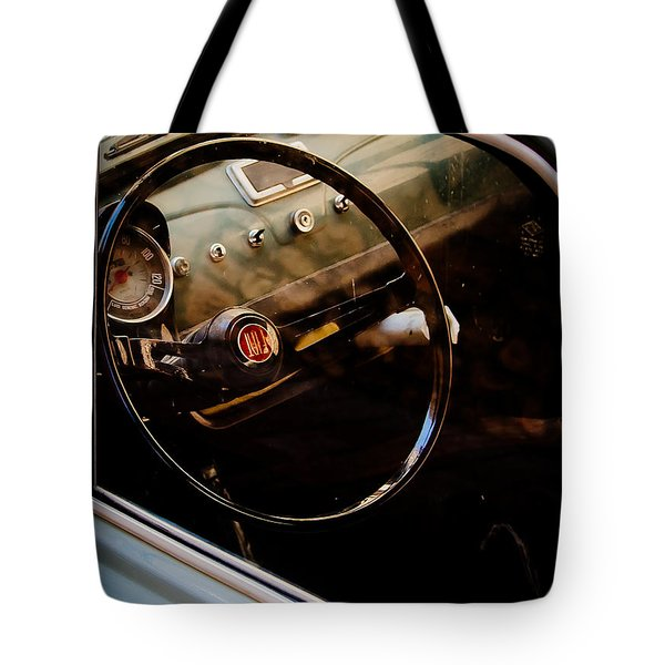 History Of Italy Tote Bag