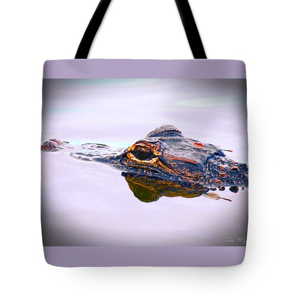 Hitchin A Ride Tote Bag